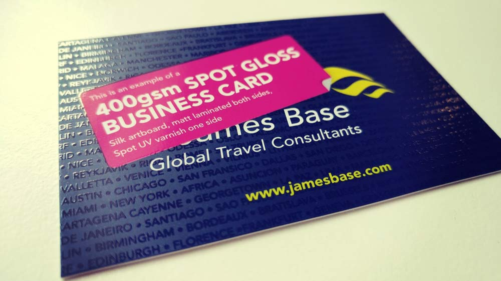 Specialist Finishes - Leeds Printing Company