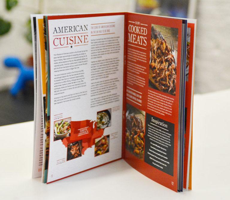 Printed A5 Brochure